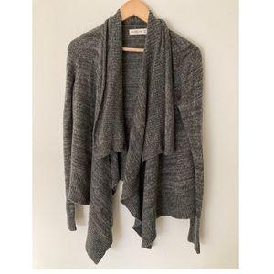 Abercrombie & Fitch wrap sweater XS/S